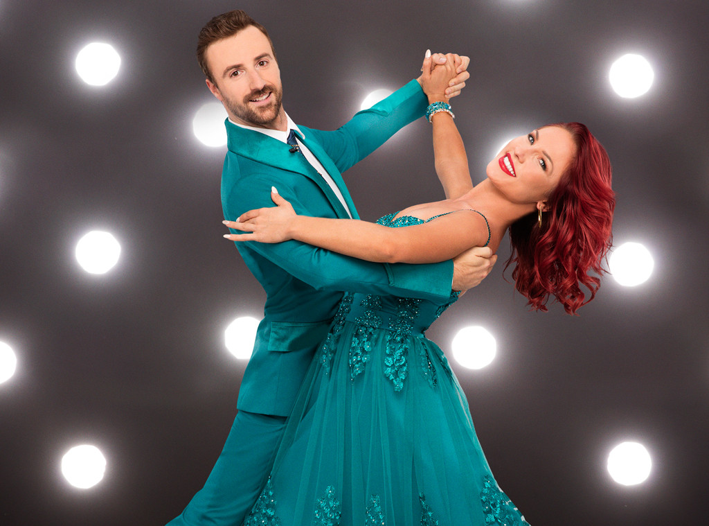 Sharna Burgess Sidelined From DWTS With Knee Injury