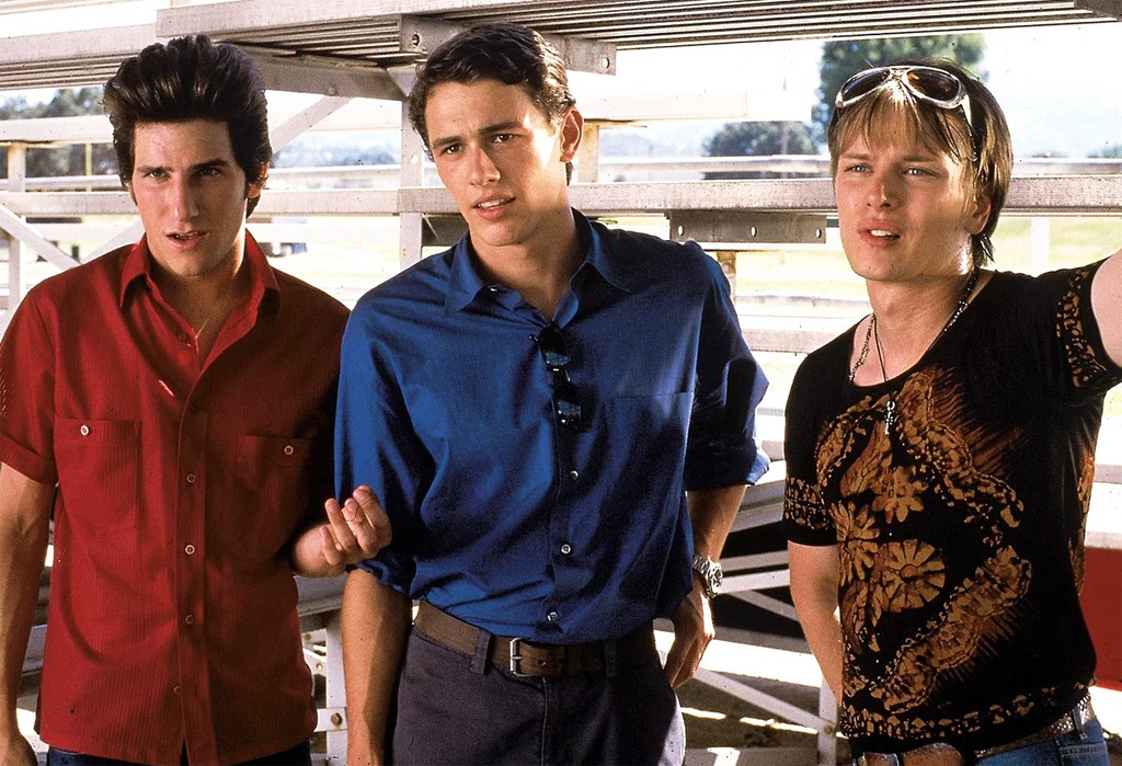 James Franco, Never Been Kissed, 90s Breakout Roles