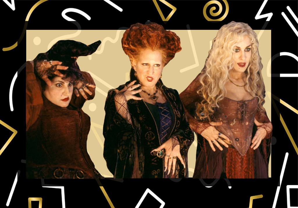 '90s Week, Fashion, Hocus Pocus