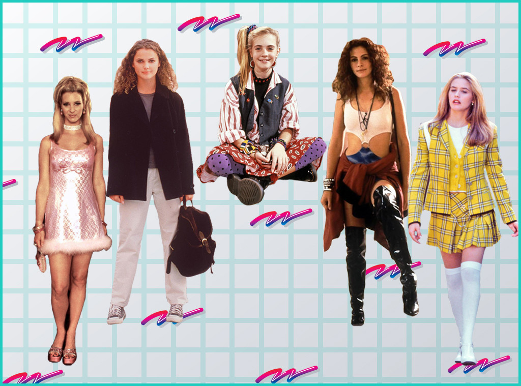 What Your Favorite 90s Outfit Says About You E News