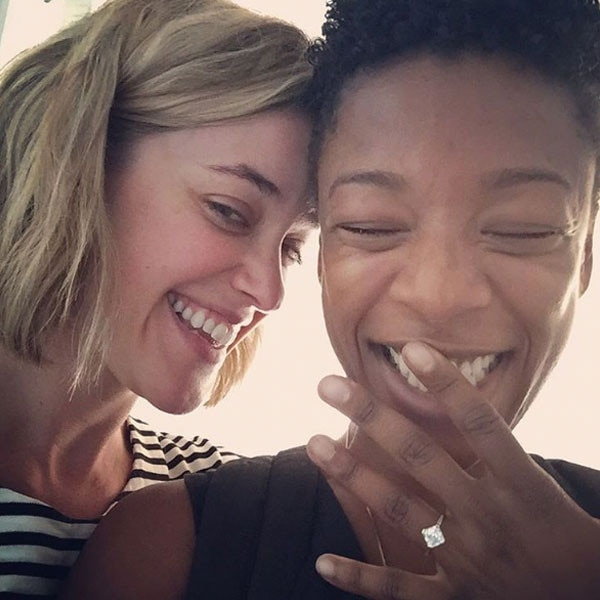 Writer of oitnb dating poussey and german