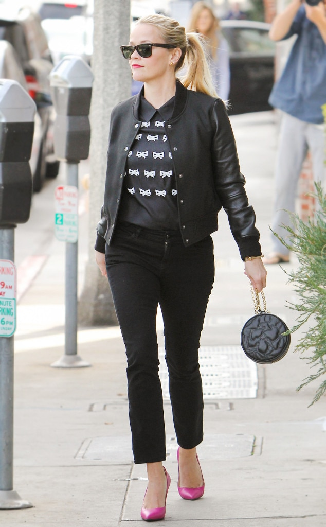 ESC: Bomber Jackets, Reese Witherspoon