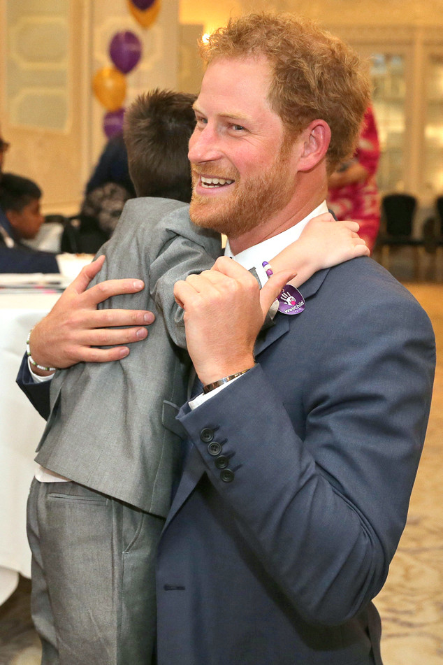 Prince Harry, Ollie Carroll