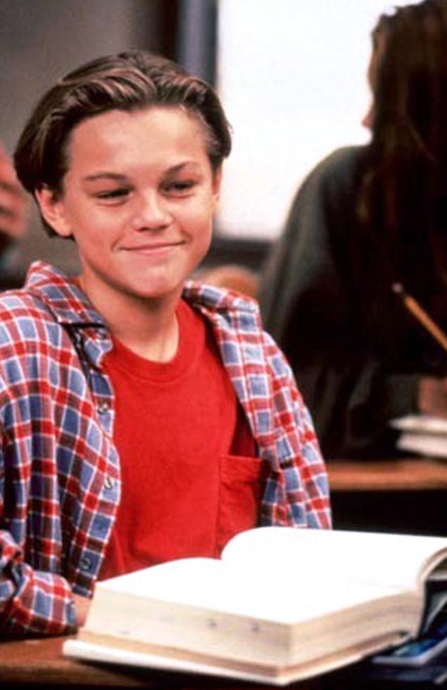 Leonardo DiCaprio, Growing Pains, 90s Breakout Roles