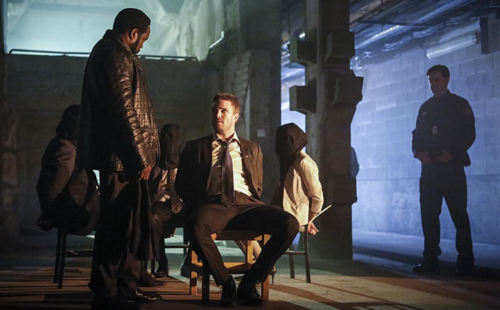 Arrow, Season 5 premiere