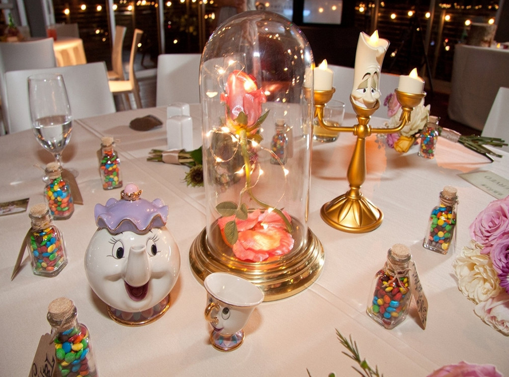You Have To Check Out This Couples Gorgeous Diy Disney Wedding E