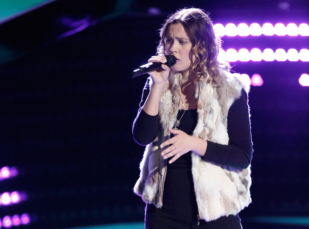 natasha bure the voice