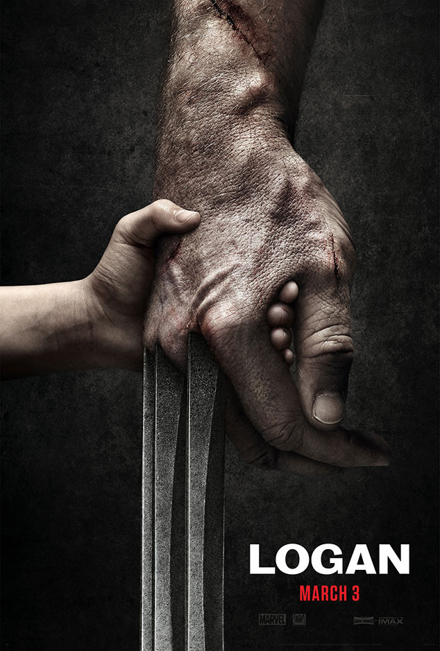 Logan Is Back! Hugh Jackman Reveals Final Wolverine Title and Poster