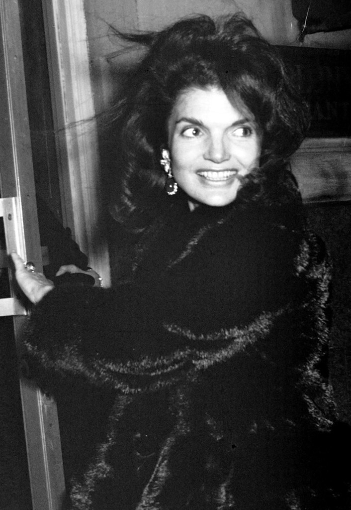 Jackie Onassis Engagement Ring