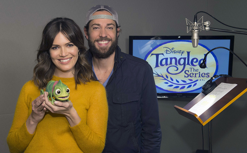 Tangled: The Series, Mandy Moore, Zachary Levi