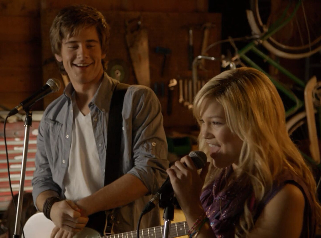 Luke Benward, Olivia Holt, Disney Couples