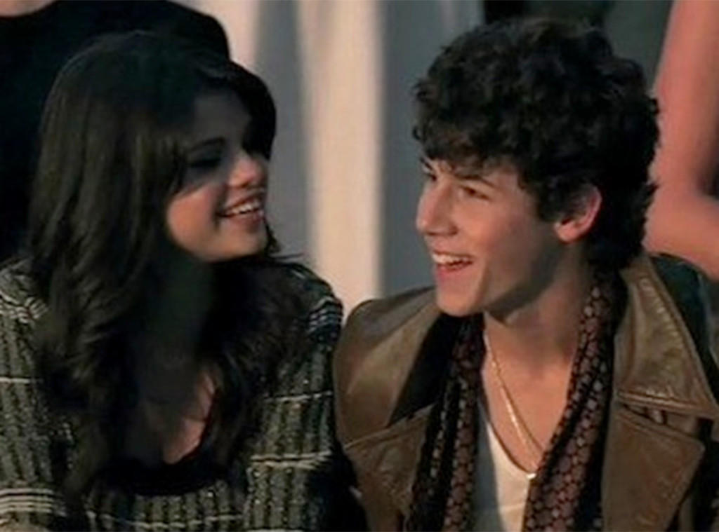 Selena Gomez, Nick Jonas, Disney Couples