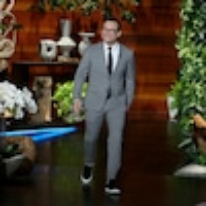 Christian Slater, The Ellen DeGeneres Show