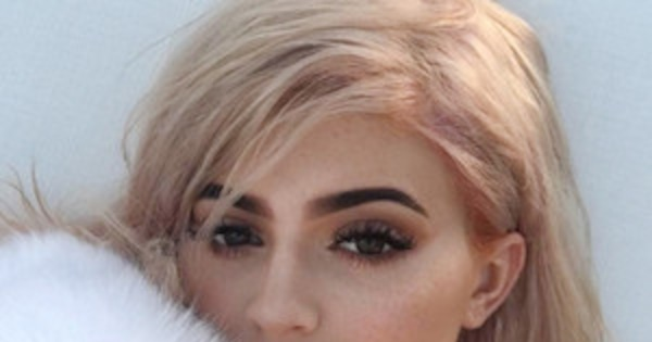 How To Get Kylie Jenner S New Rose Gold Hair E News
