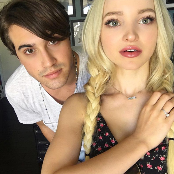 how long were dove cameron and ryan datingmatchmaking using astrology