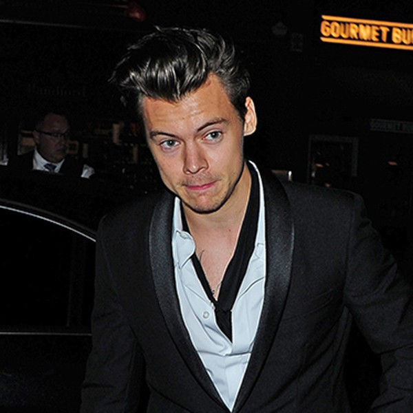 Harry Styles, London