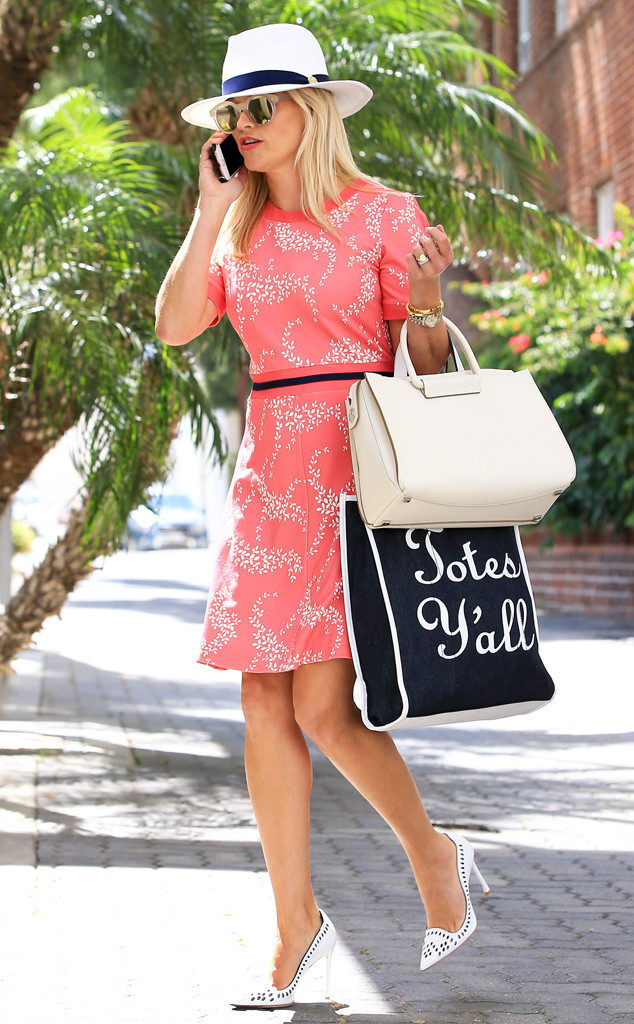 Reese Witherspoon, Totes
