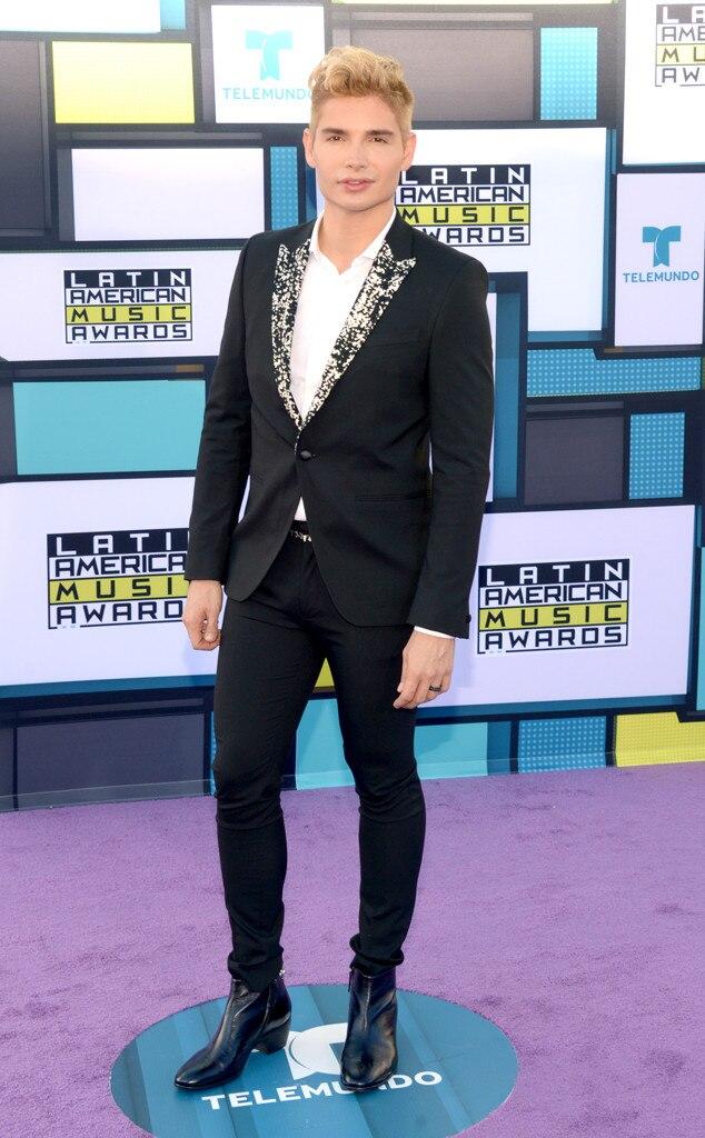 Christian Acosta, 2016 Latin American Music Awards