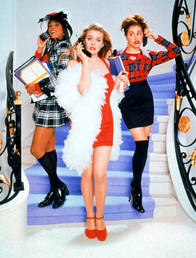 Clueless, Brittany Murphy, Alicia Silverstone, Stacey Dash