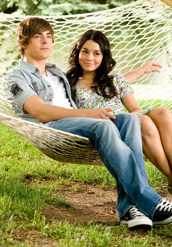 Zac Efron, Vanessa Hudgens, Disney Couples