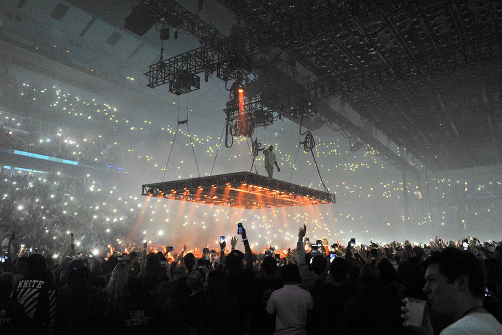 Kanye West, Saint Pablo, Chicago