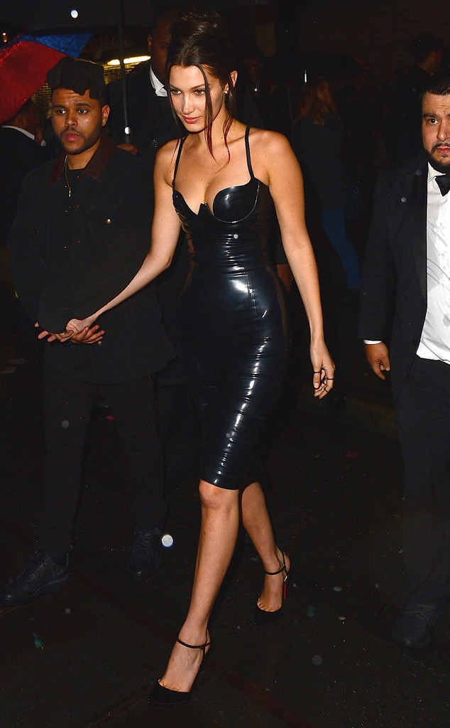 Lovely In Latex From Bella Hadid S Best Looks E News
