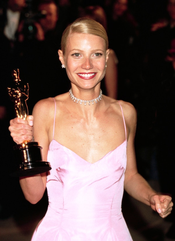gwyneth paltrow from most expensive celebrity