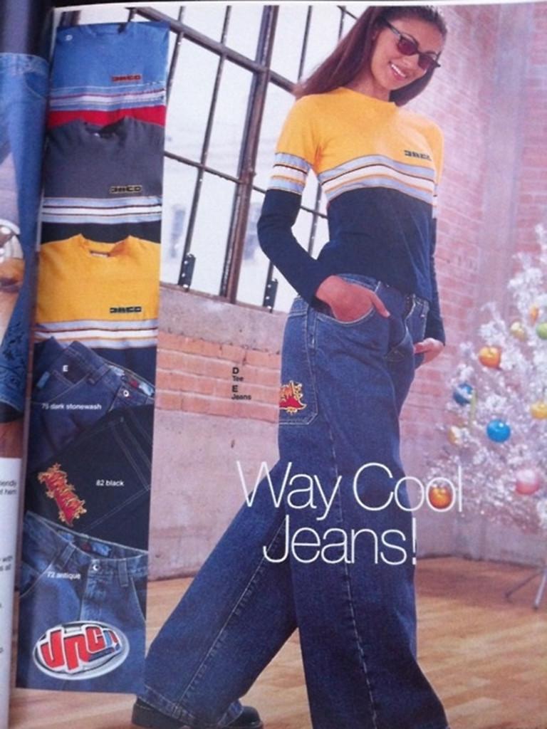 Fashion Brands, '90s Week