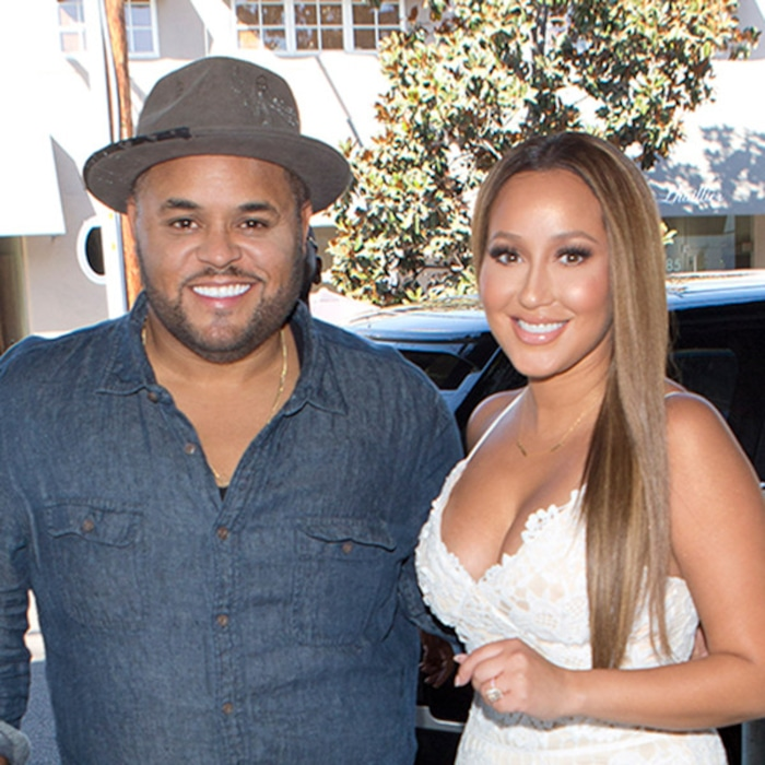 8bd72e5ebb The Real s Adrienne Bailon and Israel Houghton Celebrate Their Love at Mr.  and Mrs. Wedding Shower