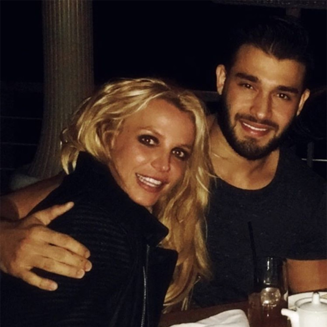 Britney Spears and Tinashe Introduce Sam Asghari to the