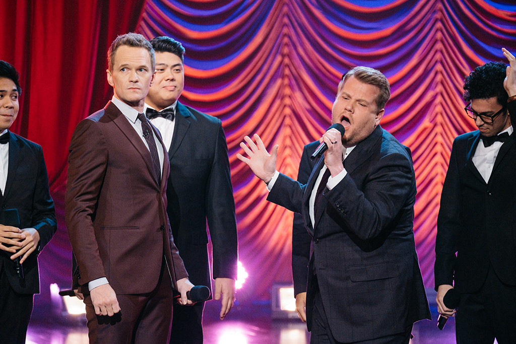 James Corden, Neil Patrick Harris, The Late Late Show