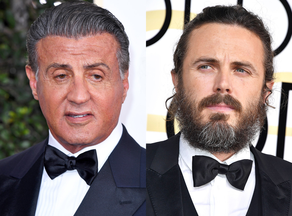 What Really Went Down Between Sylvester Stallone and Casey