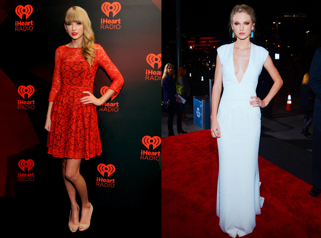 Taylor Swift Breakup Makeovers, Harry Styles