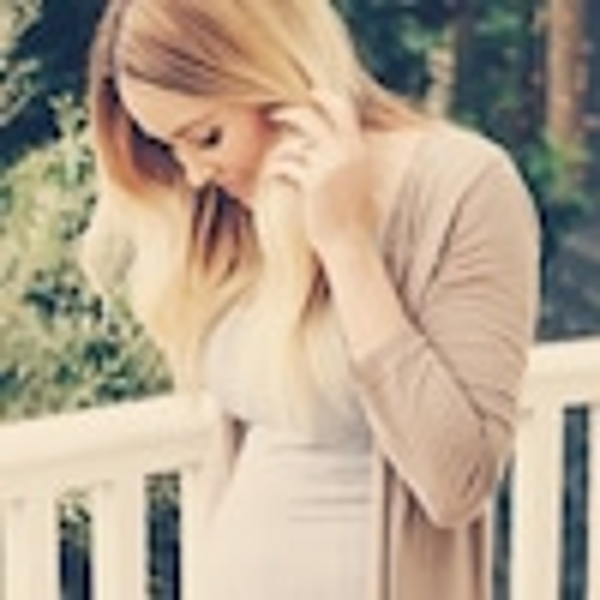 Lauren Conrad, Baby Bump