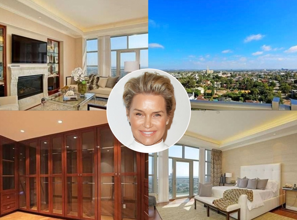 Yolanda Foster -  The famous supermodel and former  Real Housewife  dropped $4.59 million on a  penthouse condo  in Los Angeles shortly after  filing for divorce  from music executive  David Foster .