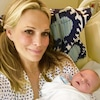 Molly Sims, Instagram, Baby