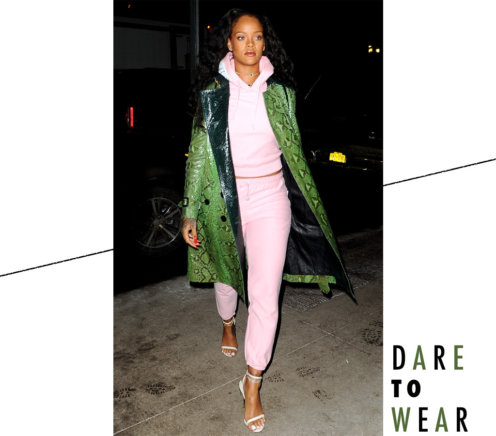 ESC: Dare to Wear, Rihanna
