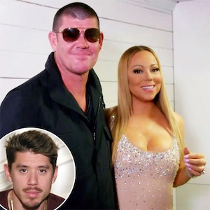 Mariah Carey, James Packer, Bryan Tanaka