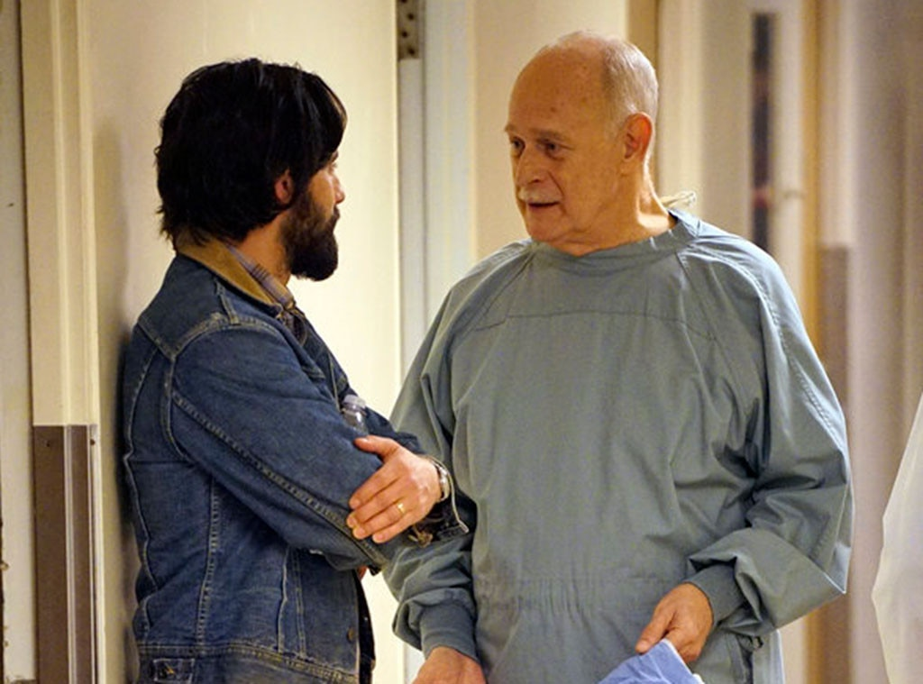"Gerald McRaney,  This Is Us  -  ""I am so honored and humbled to have received a second Emmy nomination for a show that I love dearly,"" the actor shared in a statement when celebrating the show's Outstanding Drama Series nomination. ""The writing is spot on perfection and working with the actors on the show is a total joy."""