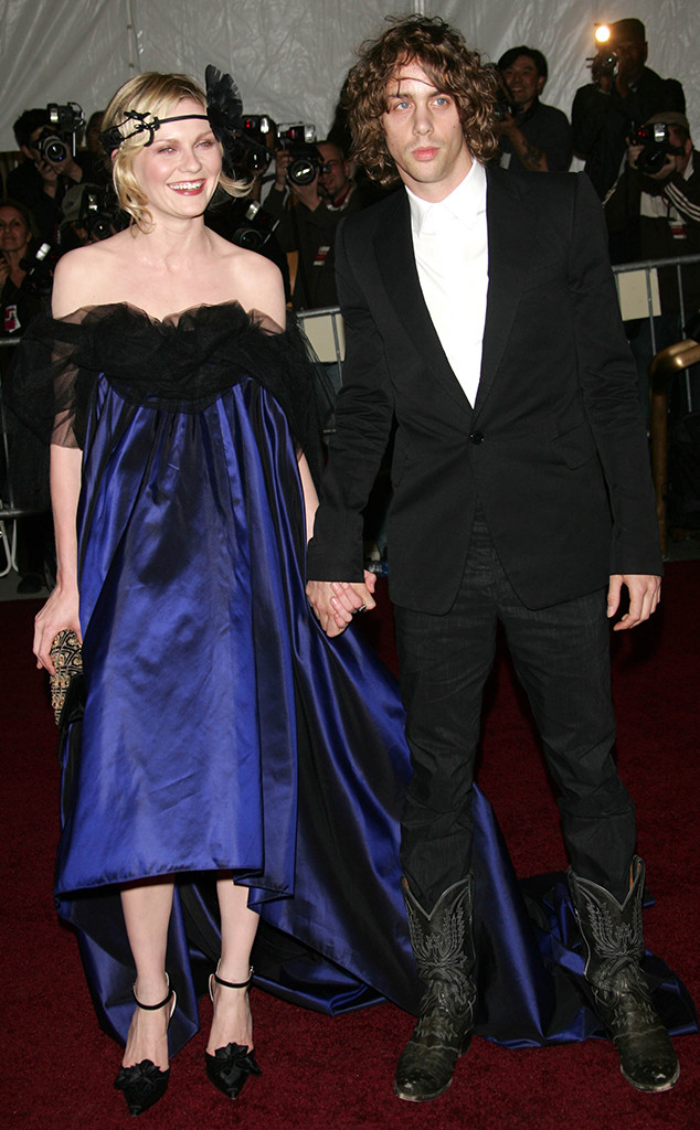 Kirsten Dunst, Johnny Borrell