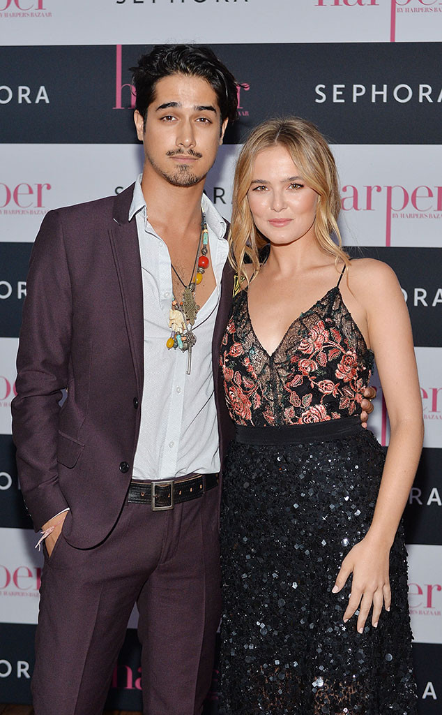 Avan Jogia, Zoey Deutch