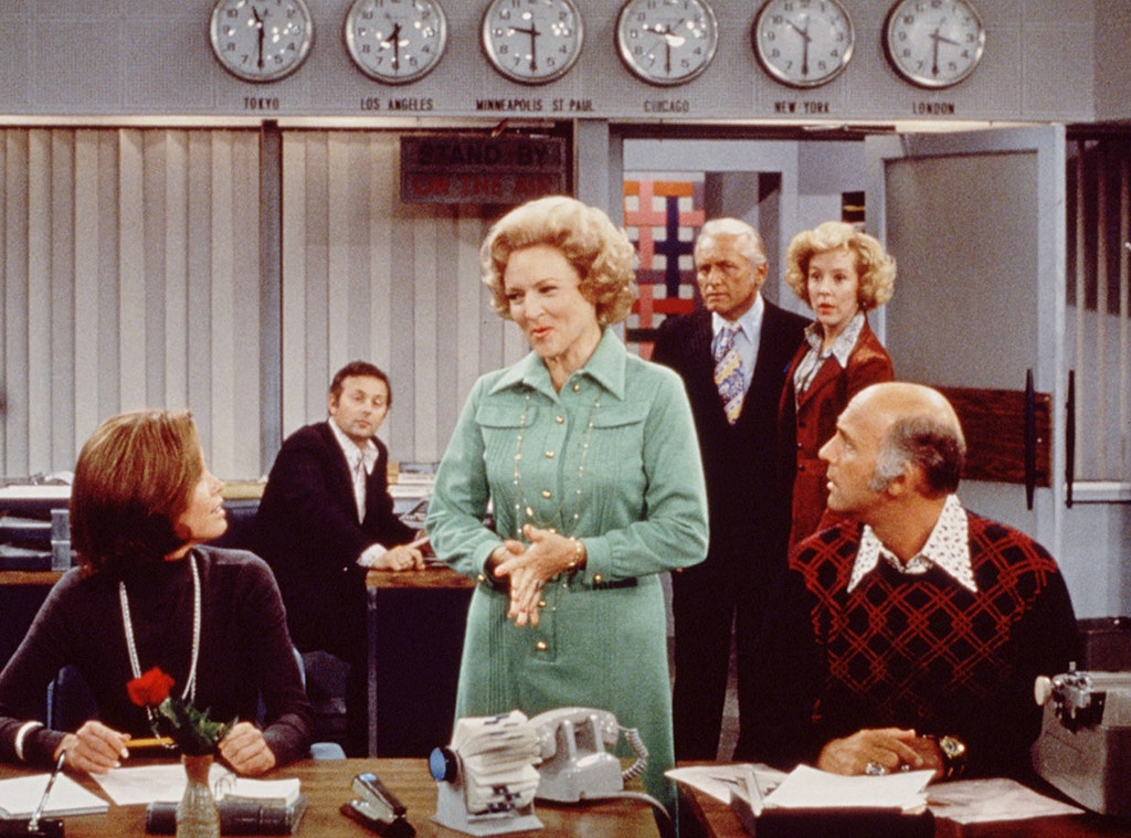 Betty White, The Mary Tyler Moore Show