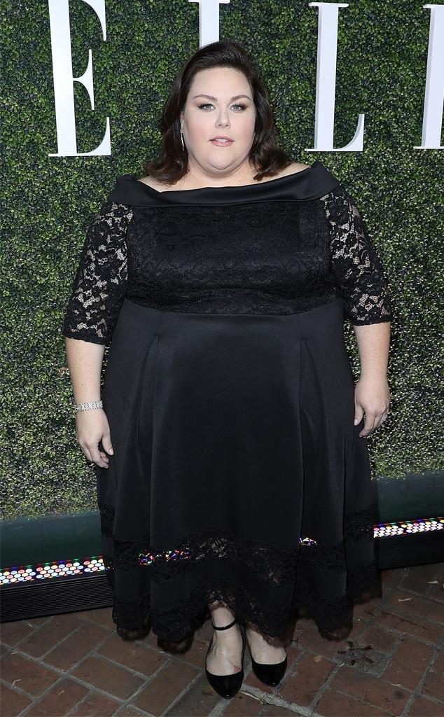 Chrissy Metz, ELLE Women In Television