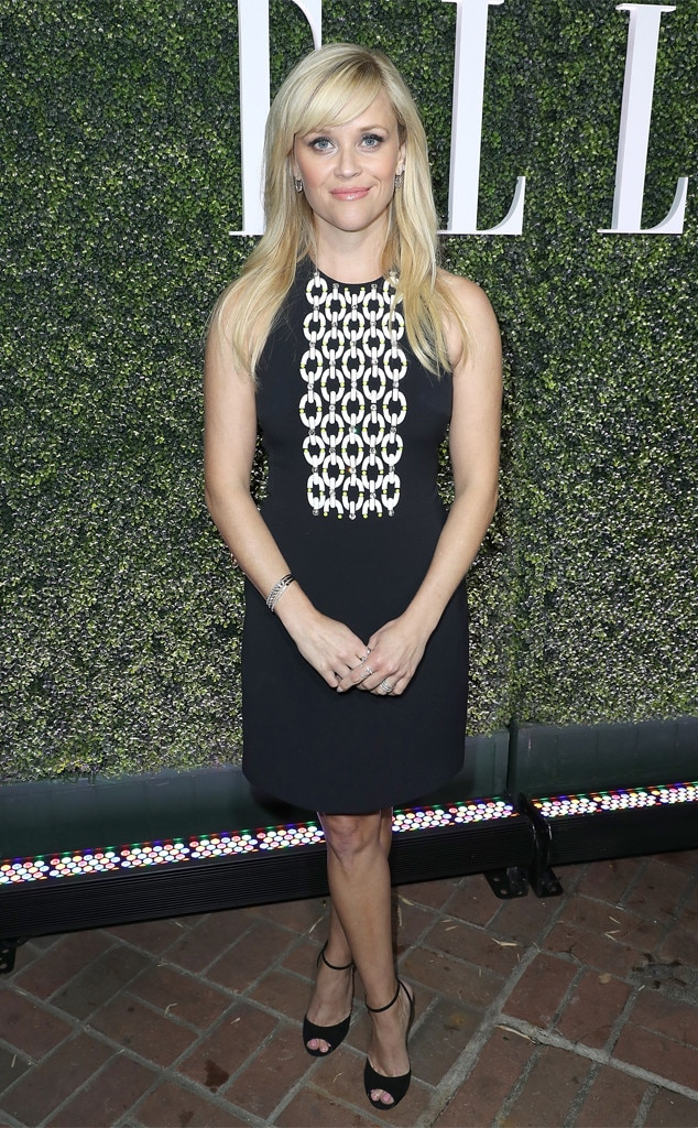 Reese Witherspoon, ELLE Women In Television