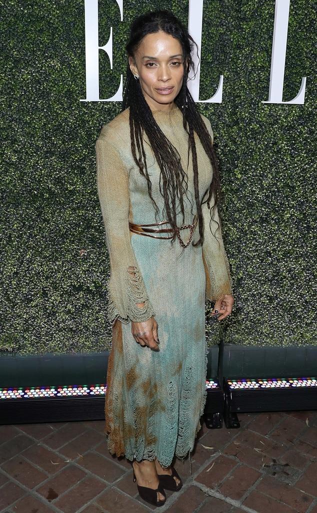 Lisa Bonet, ELLE Women In Television