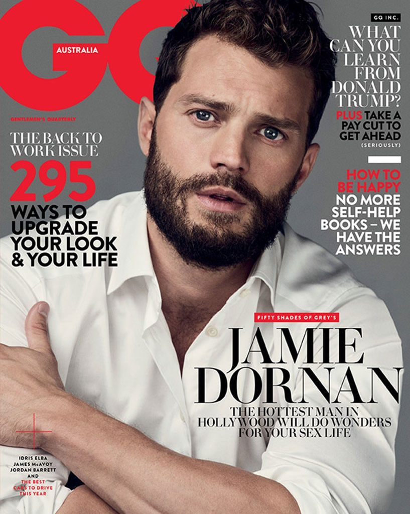 MORE: Jamie Dornan Will Play Christian Grey In '50 Shades Of Grey'