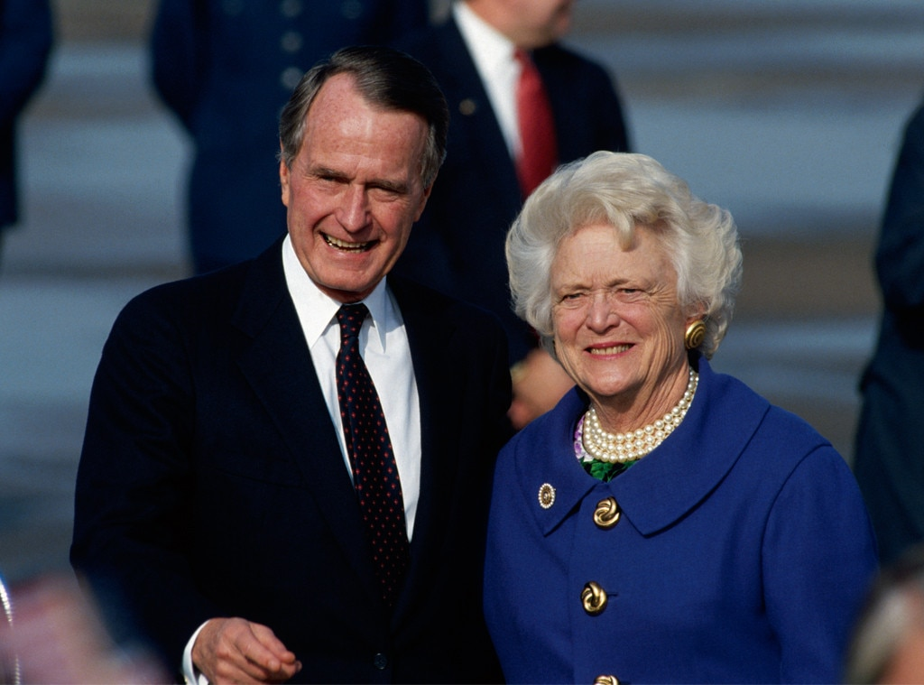 barbara bush pictures