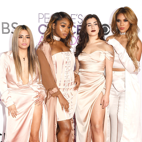 Fifth Harmony, 2017 People's Choice Awards