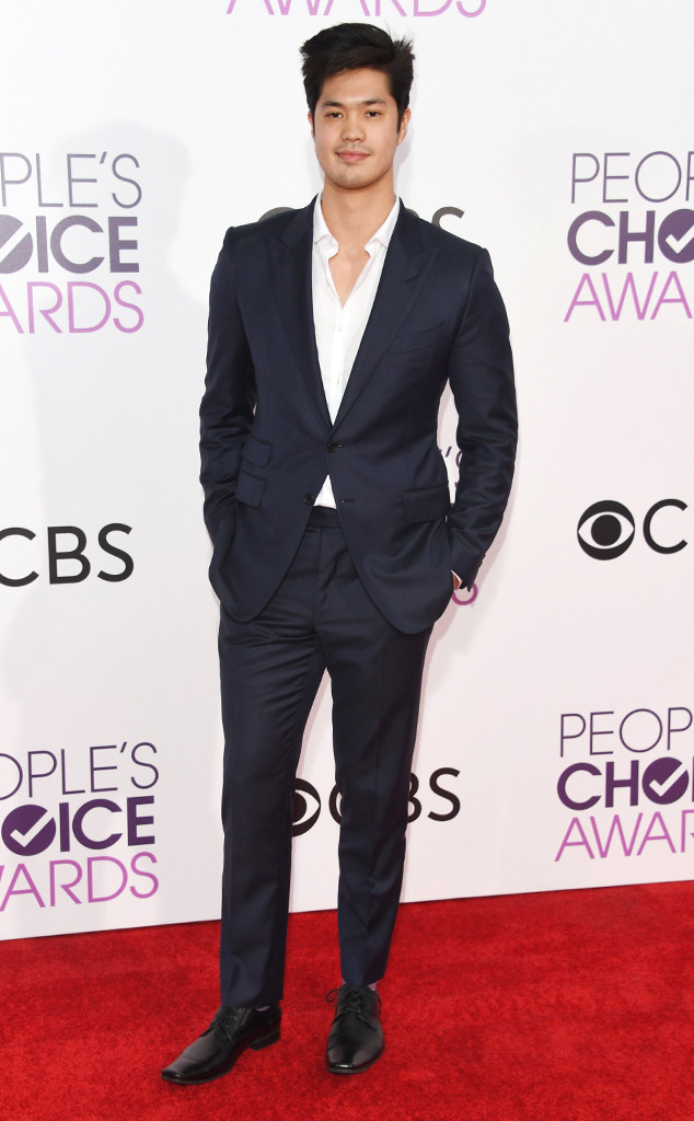 Ross Butler, 2017 Peoples Choice Awards