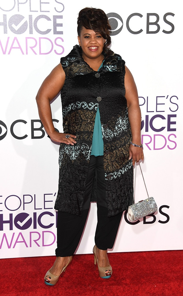 Chandra Wilson, 2017 Peoples Choice Awards